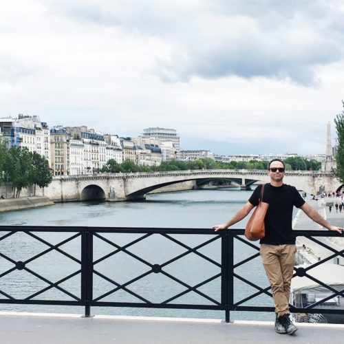 how i manifested living in paris