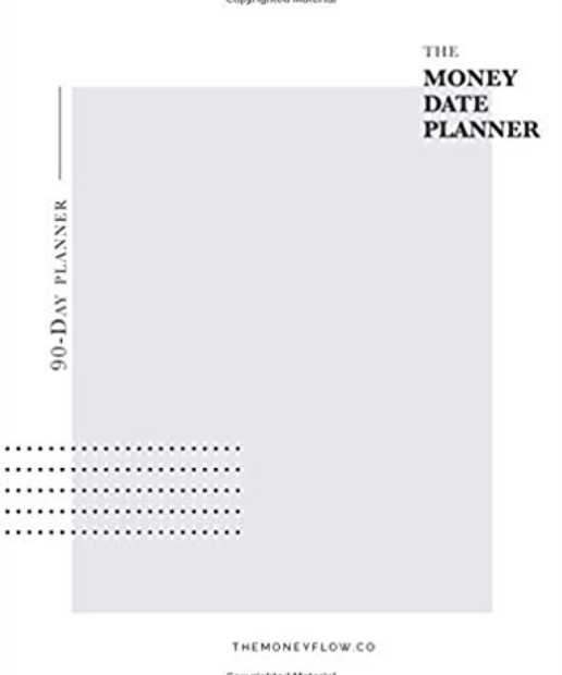 The Money Date Planner